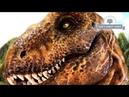 JURASSIC WORLD T-REX CAKE Dinosaur cake tutorial