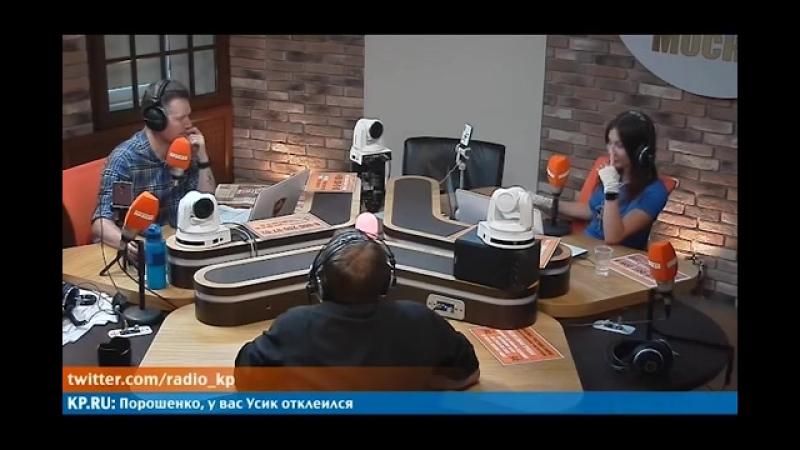 Партизанская правда партизан на радио Комсомольская правда меняйлов