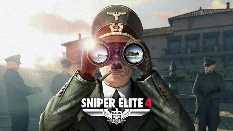 733 просмотра Ген-Штаб Фюрер AMON штирлиц играет в Sniper Elite 4 №5