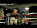 CONOR McGREGOR Vs PAULIE MALIGNAGGI SPARRING VIDEO SLOW MOTION _ HIGH QUALITY FO