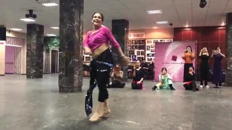 Майя Сабитова- Maya Sabitova. Workshop in Moscow. Skandarany. 21709