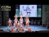 Артисты ансамбля песни и пляски Центрального военного округа РФ представили хореографическую сюиту, посвященную чемпионату мира