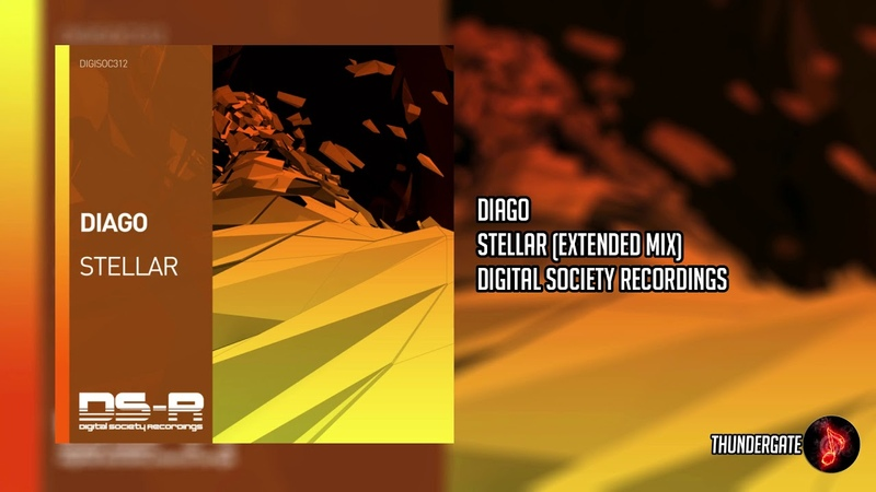 Diago - Stellar (Extended Mix) |Digital Society Recordings|