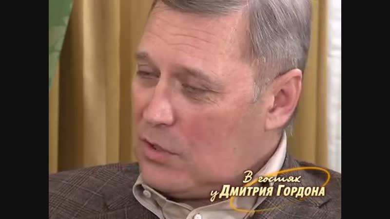 Михаил Михайлович Касьянов в гостях у Дмитрия Гордона 2/2 2011 год