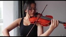 EXO Miracles in December VIOLIN COVER BY HLI
