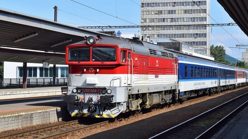 EN 443 SLOVAKIA (Praha hl.n. ► Humenné) ● Košice