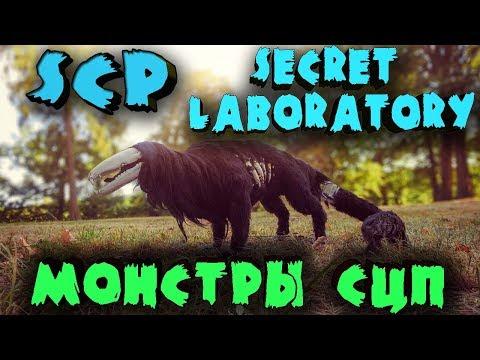 Реальные монстры СЦП Секретные знания SCP Secret Laboratory Бойня в подземном бункере и ядерка