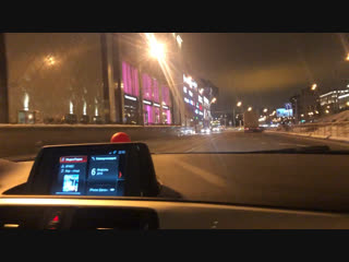 Moscow evening with a nice Turkish song)