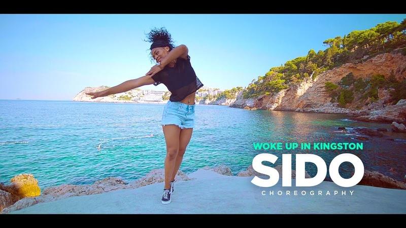 SIDO - I DO-woke up in kingston - choreography