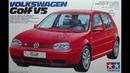 Обзор Volkswagen Golf V5 Tamiya 1/24 (сборные модели)