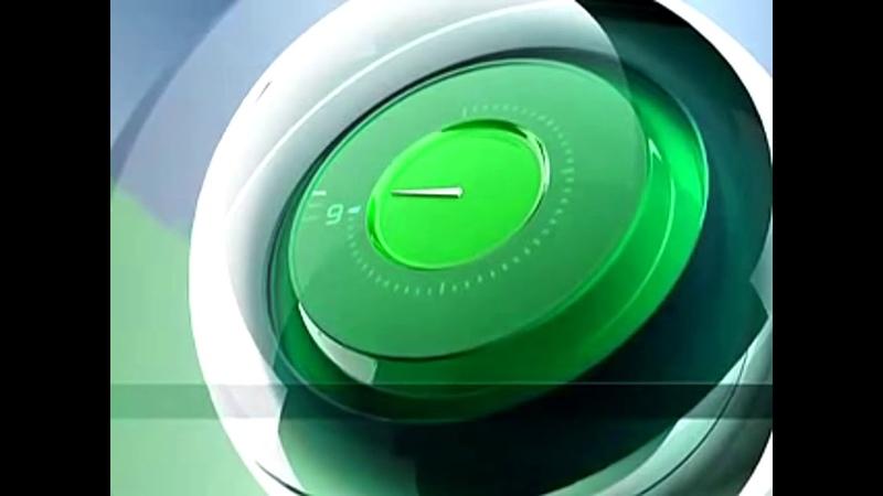 Часы НТВ 2003 2007 HD Реверс