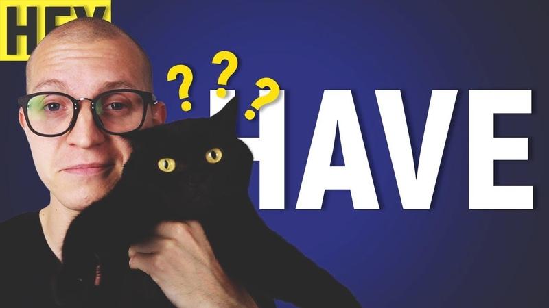 Как использовать HAVE в английском полезные выражения pre intermediate НЕУ 14