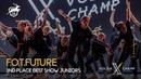 VOLGA CHAMP X   BEST SHOW JUNIORS   3rd place   F.O.T. FUTURE