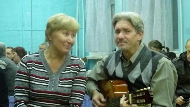 11.10.2018г. Борис Крипак и Елена Винокурова в Клубе Четверг