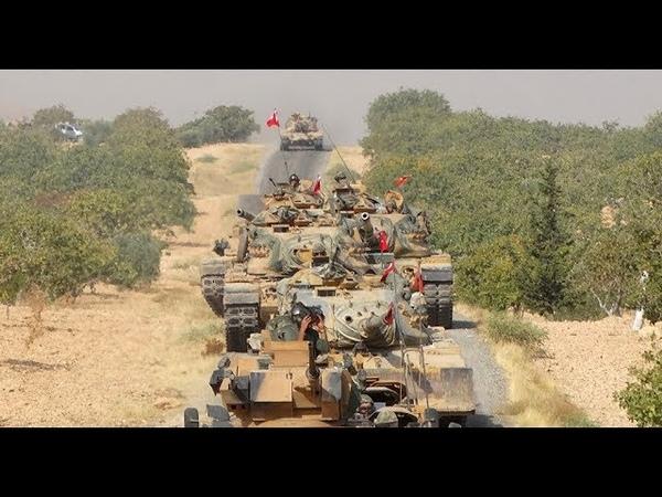 Турция готовится к военной операции в Сирии || ГЛАВНОЕ от ANNA NEWS на утро 22 апреля 2019