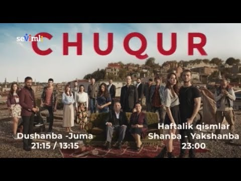 Chuqur 8-Qisim O'zbek tilida