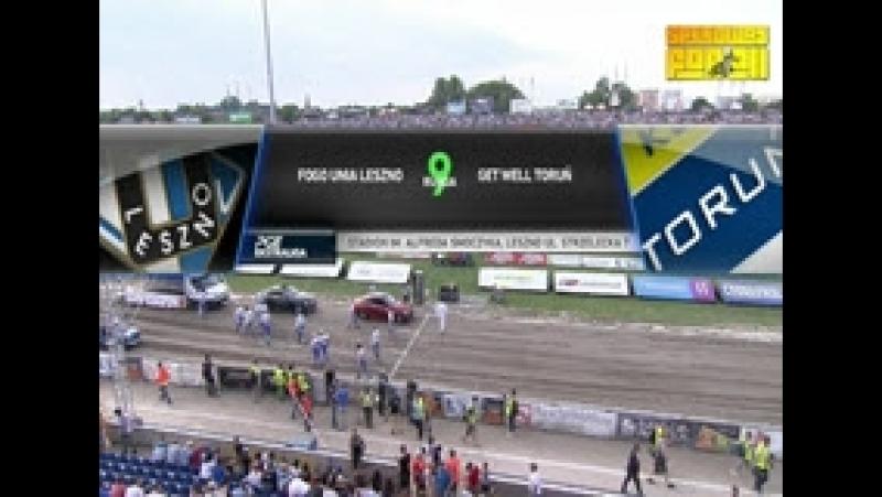PGE Ekstraliga 2018 Round 9 Unia Leszno VS KS Toruń (17.06.2018)