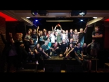 Видео в поддержку солистки и гитариста групп Pitchblack b Wickedcat