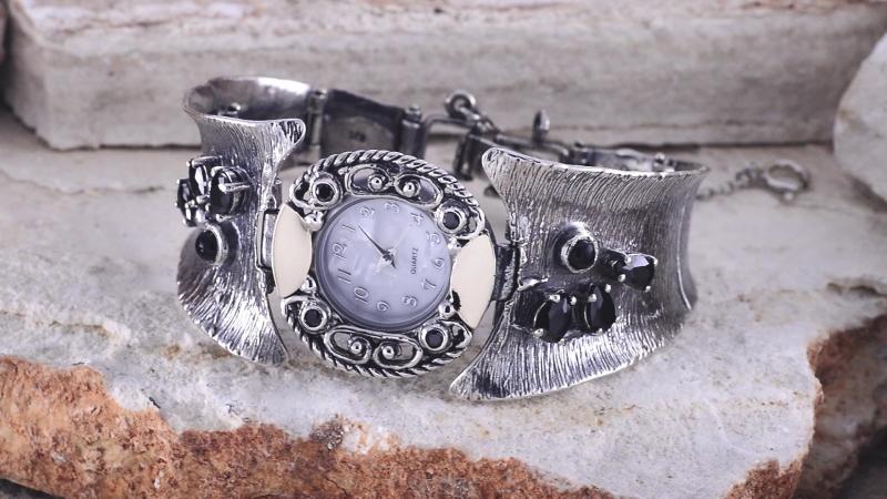 Часы из Серебра и Золота