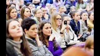 Что поражает иностранцев в России? Обилие красивых девушек.