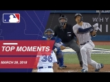 Top 10 Plays from Opening Day - 3-29-18