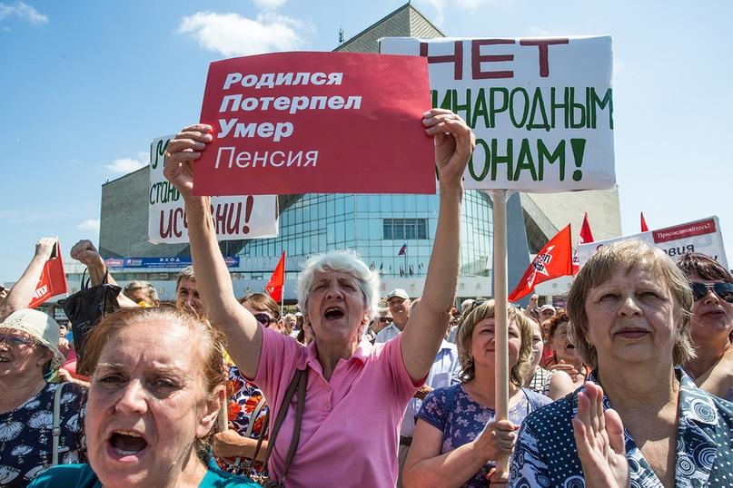 «Кому я буду нужен?» Жители России — о повышении пенсионного возраста. Семь реальных историй