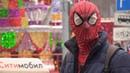 Человек-паук спешит на помощь: каскадер-самоучка удивляет москвичей. ФАН-ТВ