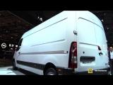 2019 Renault Master Cargo Van - Exterior and Interior Walkaround - 2018 IAA Hannover