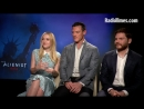 The Alienist cast on the gory science behind the Netflix series