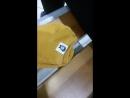 жёлтые носочки