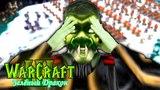 #14 ГОЛОСА В ГОЛОВЕ Говорящий с Духами - Warcraft 3 Зеленый Дракон прохождение
