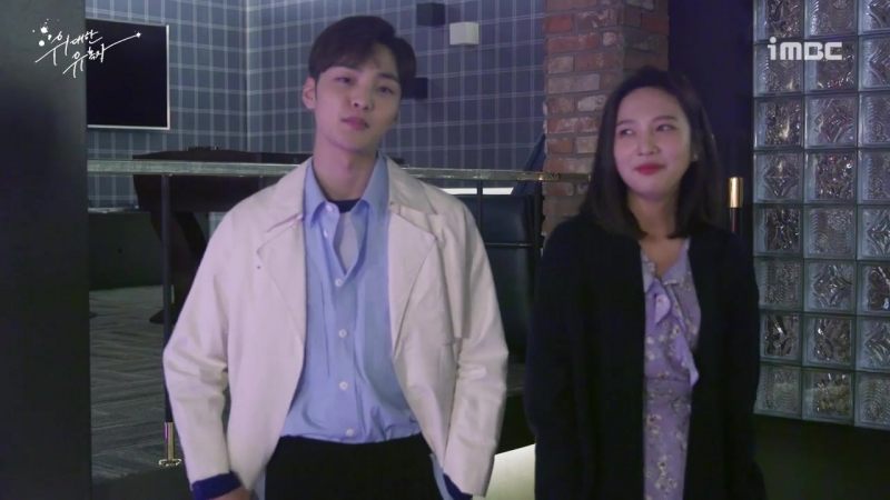 180424 ↝ Tempted (The Great Seducer) Behind the Scenes 15