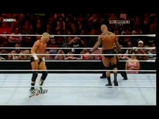 Dolph Ziggler vs. Randy Orton (RAW, Nov. 28, 2011)