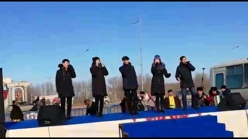 DD Family Astana kazak korean version