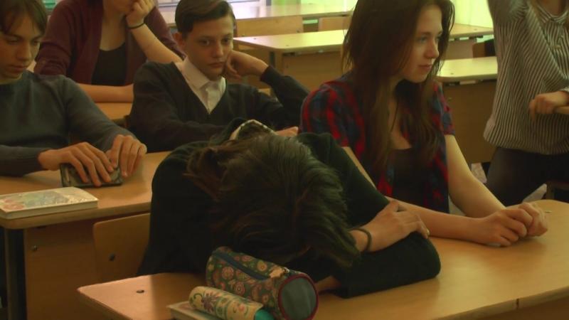 8В класс ВИДЕОШКЛИП2018
