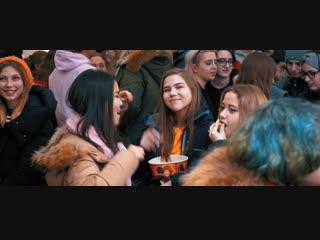 #BTSвкино показ фильма-концерта в Каро Октябрь 26 января
