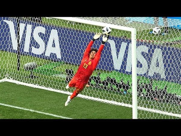 Best Goalkeeper Saves World Cup 2018