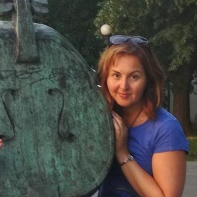 Ольга Столповских