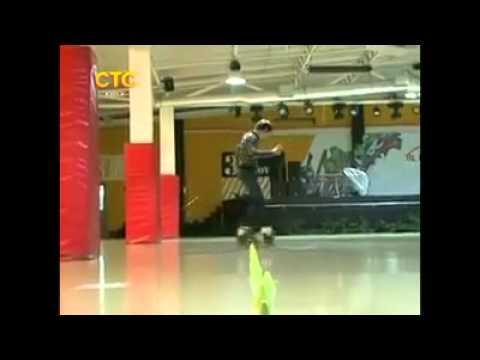 Телеканал СТС о концерте Тимура Халиуллина и Олега Шейна 02 02 2014