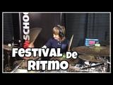 "Киселев Никита Александрович 14 лет Москва Dave Weckl ""Festival de ritmo"" - Drum cover"