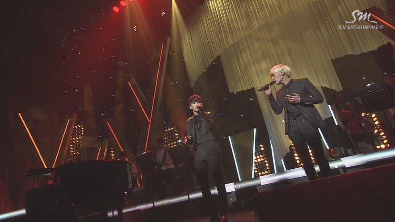 S.M. THE BALLAD Vol.2 Joint Recital 하루 (A Day Without You) by JONGHYUN and CHEN