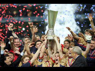 Кубок УЕФА 2004-05. Финал. ЦСКА (Россия) - Спортинг (Португалия)