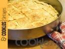 Τυρόπιτα με εύκολο σπιτικό φύλλο - cooklos.gr