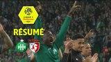 AS Saint-Etienne - LOSC ( 5-0 ) - R