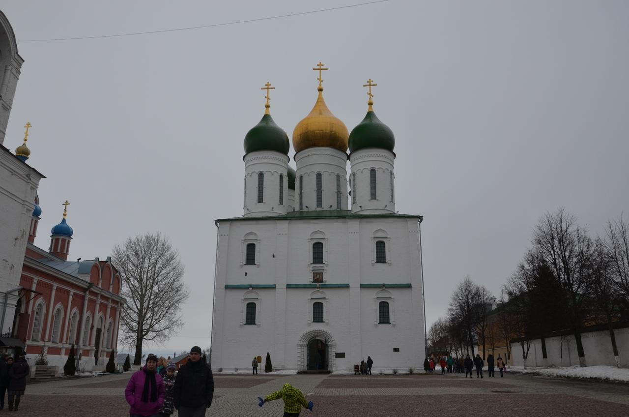 zXU35QAjpvw Коломна и Коломенский кремль.
