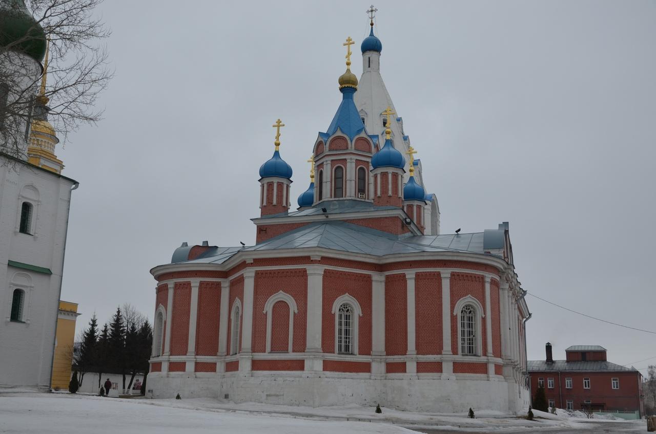 wFN2ioGgDrY Коломна и Коломенский кремль.