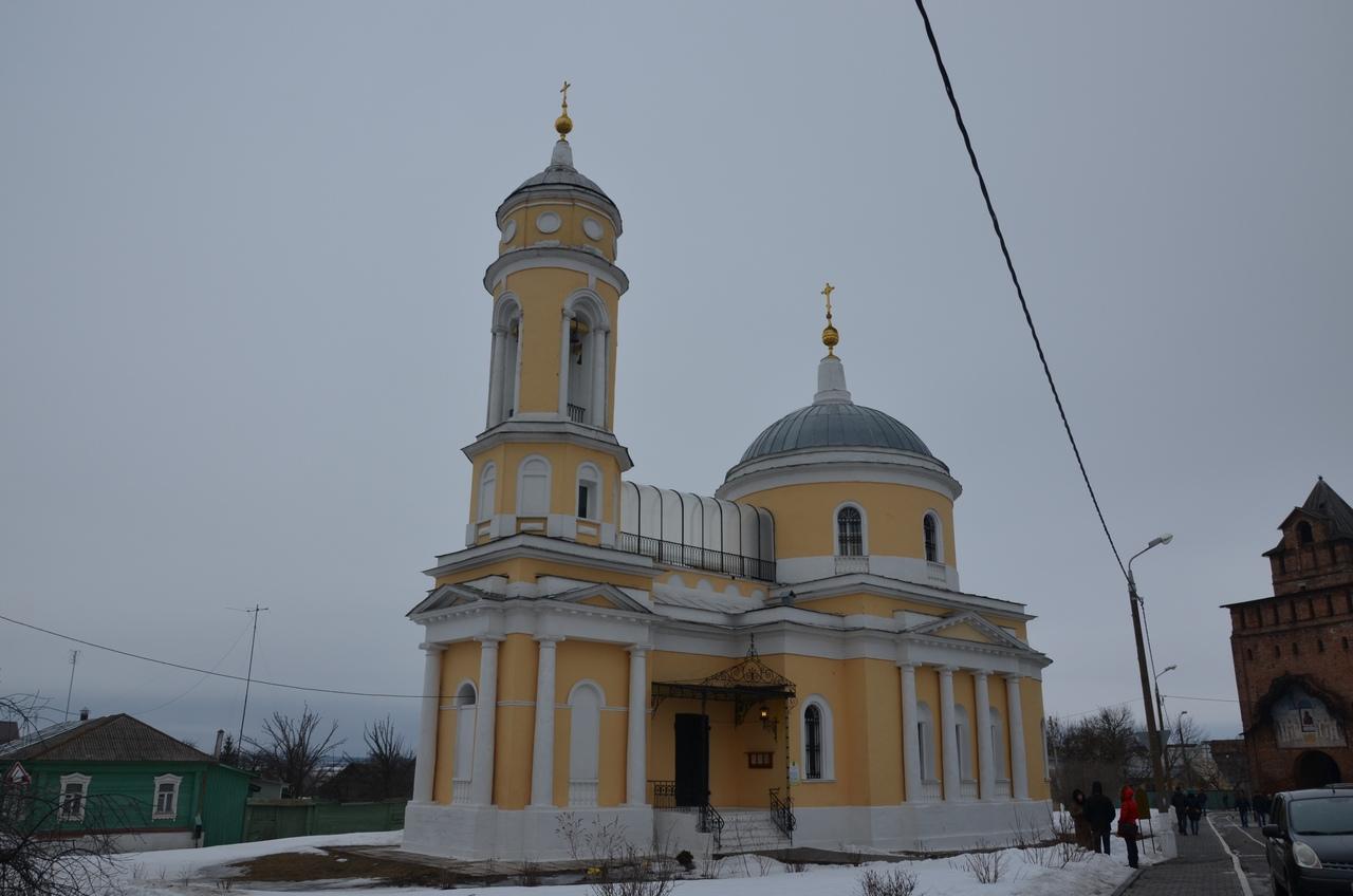e_-WVYyROc4 Коломна и Коломенский кремль.