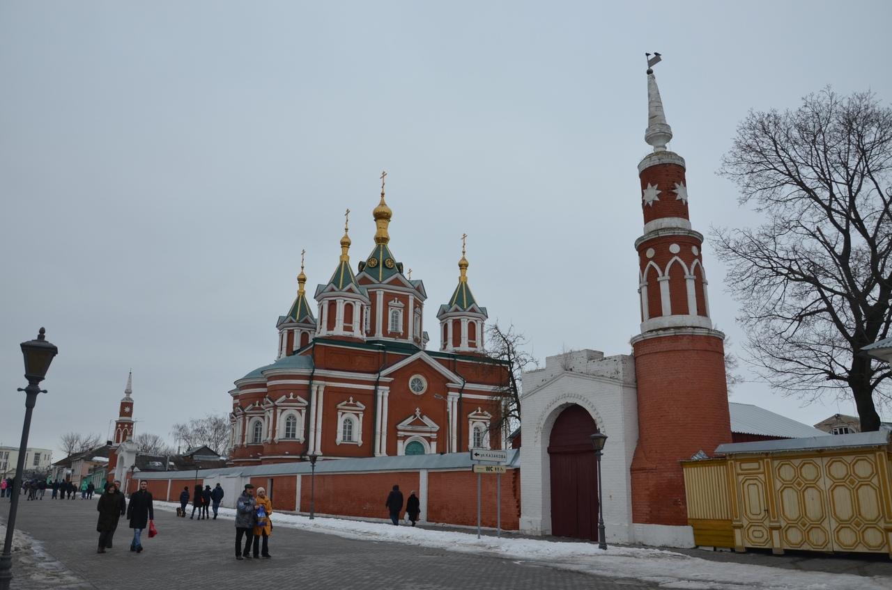 LQ0QL5_STYI Коломна и Коломенский кремль.