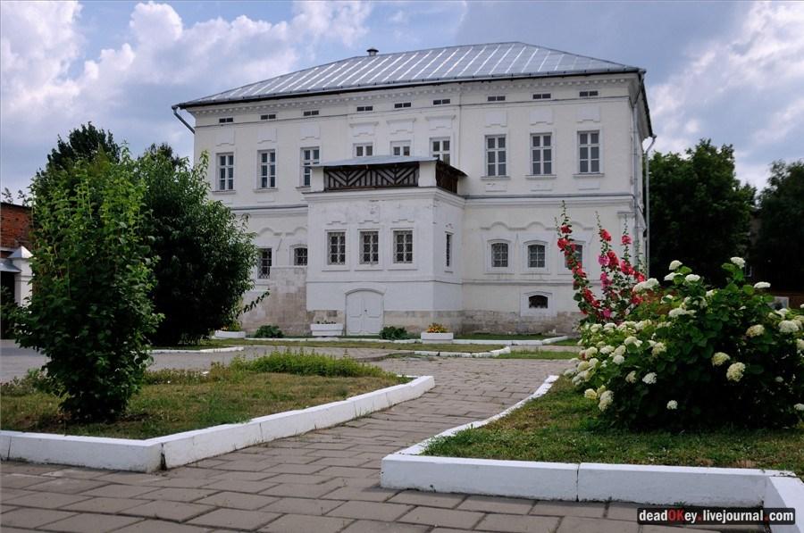 Psga4lV1d-E Коломна и Коломенский кремль.
