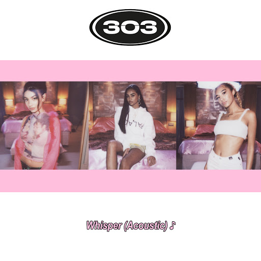 303 альбом Whisper (Acoustic)